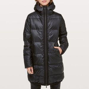 Lululemon Cloudscape Long jacket